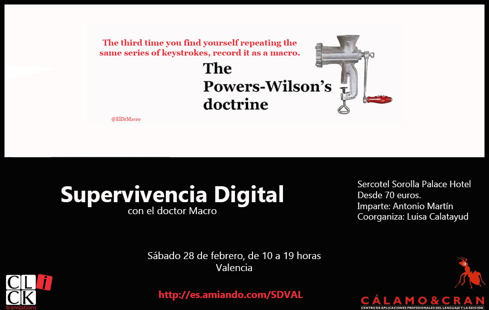 Cartel supervivencia digital5